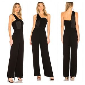 NWT! 1.State One Shoulder Jumpsuit